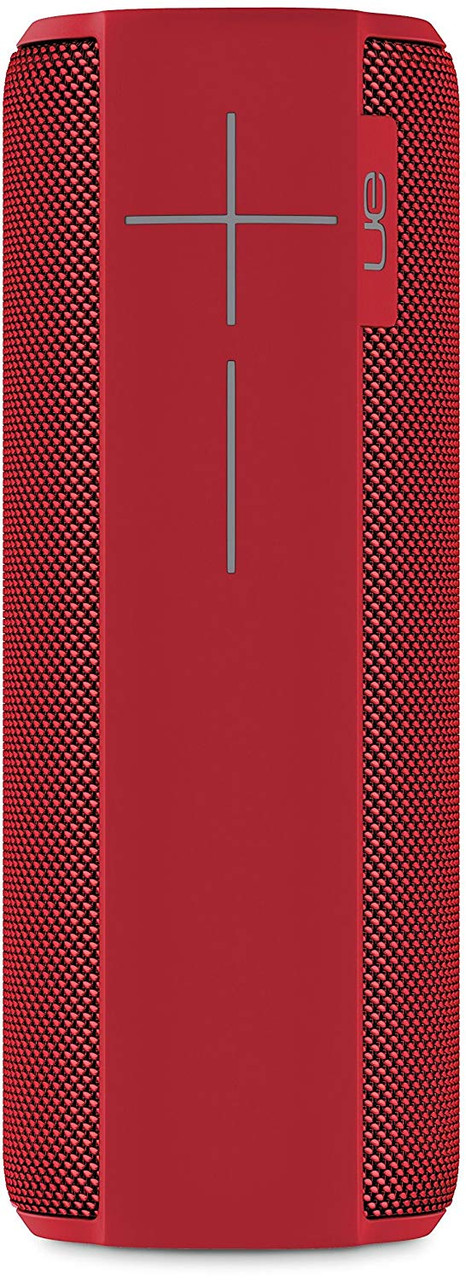 UE S984-000484X-R MEGABOOM Wireless Bluetooth Speaker, Red - Certified Refurbished