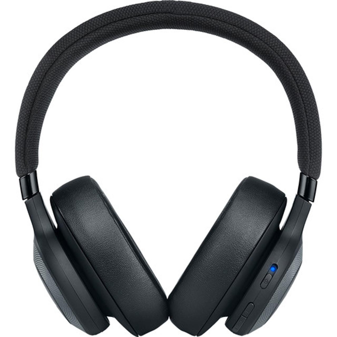 Jbl Jble65btncblk Z Bluetooth Over Ear Noise Canceling Headphones Matte Black Certified Refurbished Deal Parade