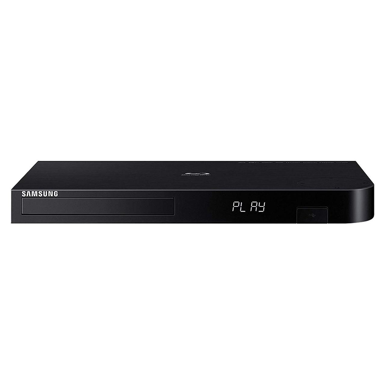 Samsung BD-JM63/ZAR 3D Blu-ray Player with WiFi – Certified Refurbished