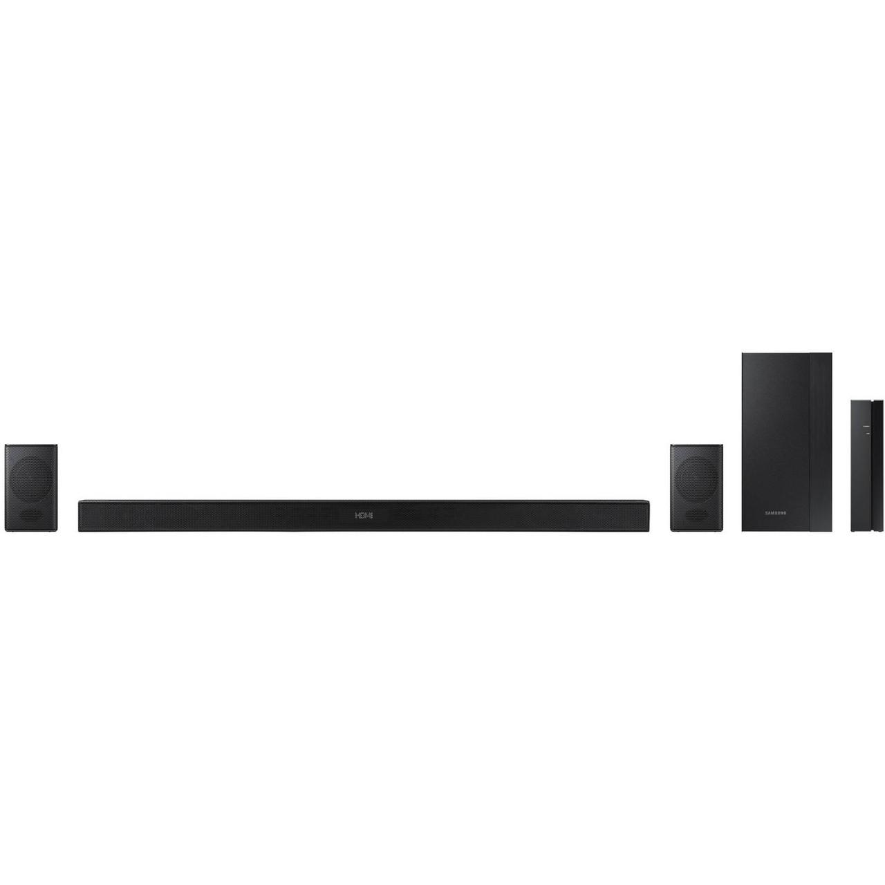 """Samsung HW-KM37/ZAR 4.1 Channel 200W Soundbar System with 5.25"""" Wireless Subwoofer - Certified Refurbished"""