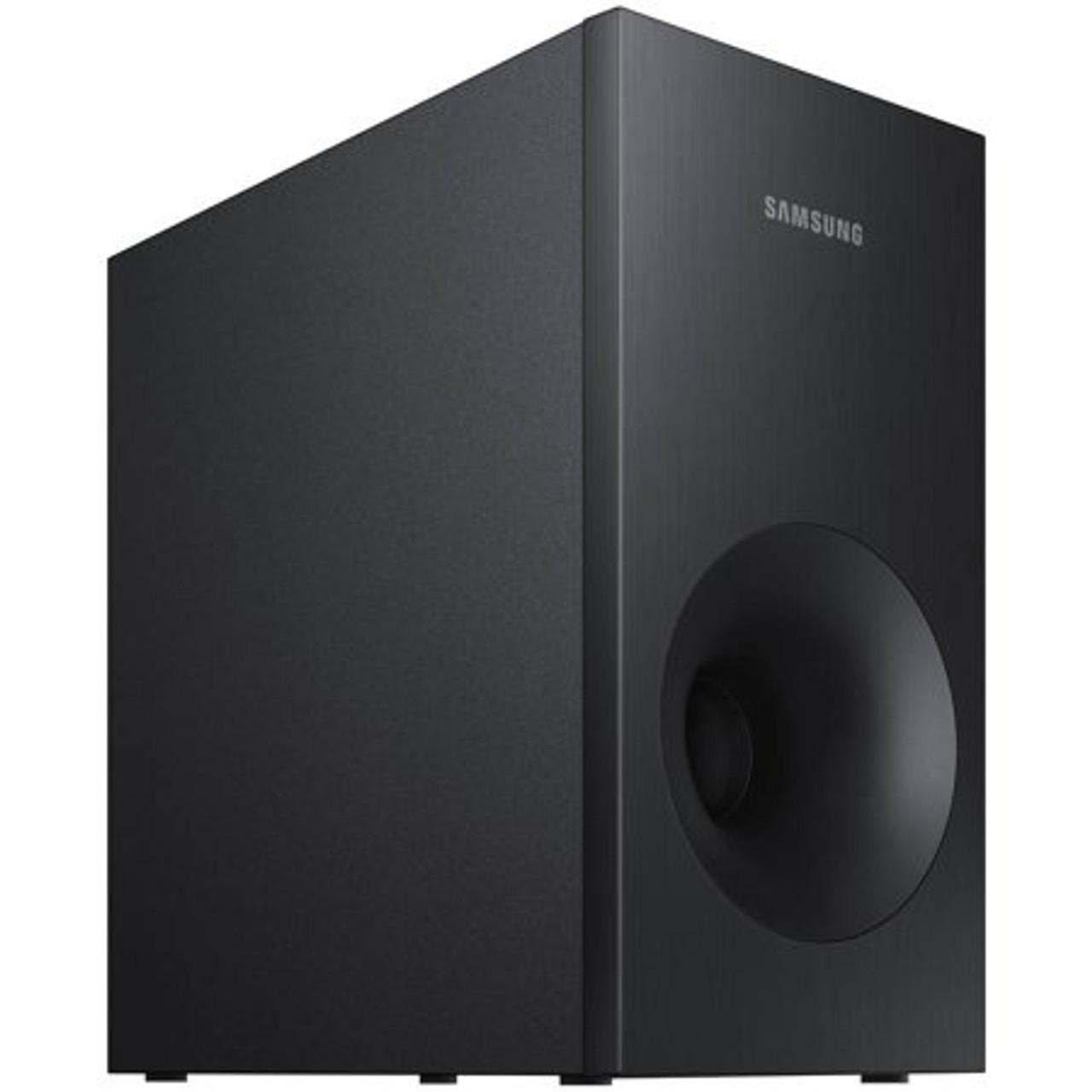 Samsung HW-KM36/ZAR 2.1 Channel 130w Soundbar System with Wireless Subwoofer - Certified Refurbished