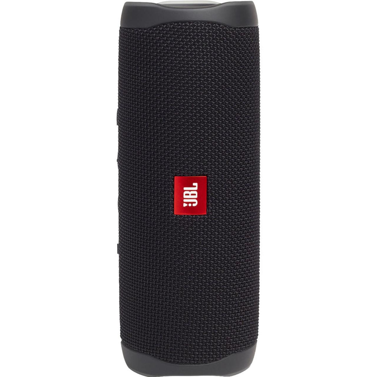 JBL JBLFLIP5BLKAM-Z FLIP 5 Portable Speaker Waterproof, Black -Certified Refurbished