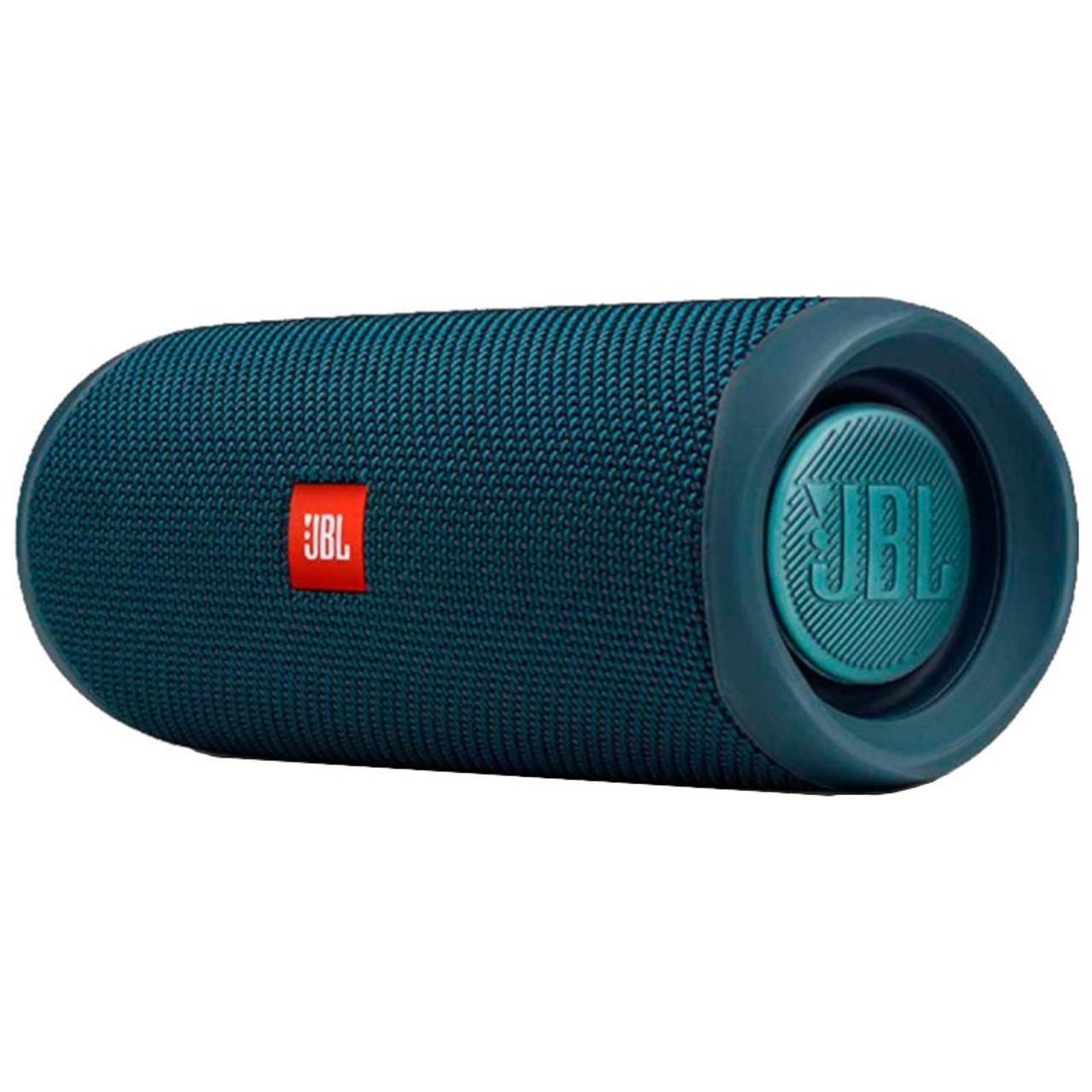 JBL JBLFLIP5BLUAM-Z FLIP 5 Portable Speaker Waterproof - Blue - Certified Refurbished