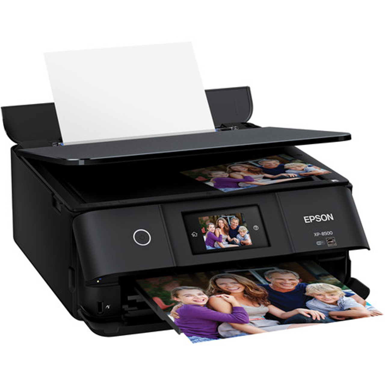 Epson C11CG17201-RB Expression Photo XP-8500 Small-In-One Inkjet Printer – Certified Refurbished