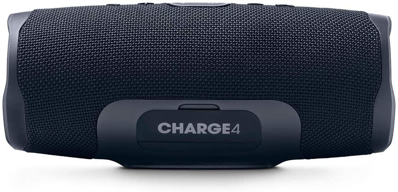 Jbl Kit Jblcharge4blkam Z Khanka Charge 4 Waterproof Wireless Bluetooth Speaker Bundle With Portable Hard Case Black Certified Refurbished Deal Parade