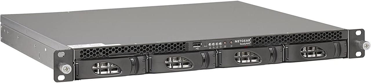 NETGEAR RN3138-100NES ReadyNAS 3138 1U Rackmount 4-Bay Network Attached Storage