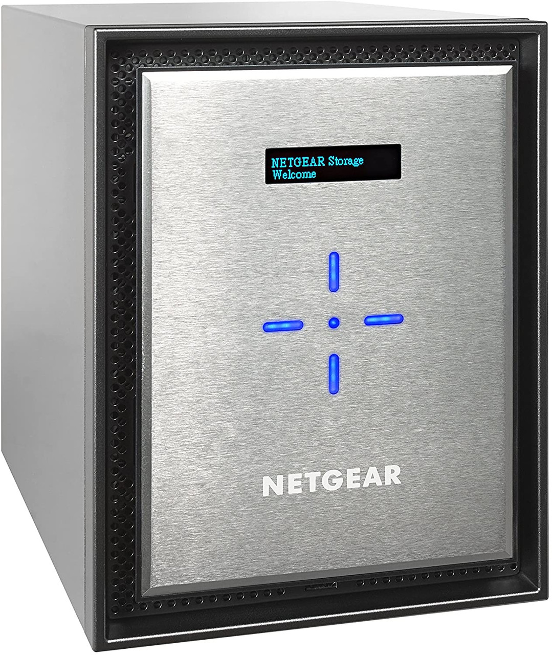 NETGEAR RN626X00-100NES ReadyNAS 626X 6 Bays with Intel® Xeon® Quad-Core Server Processor