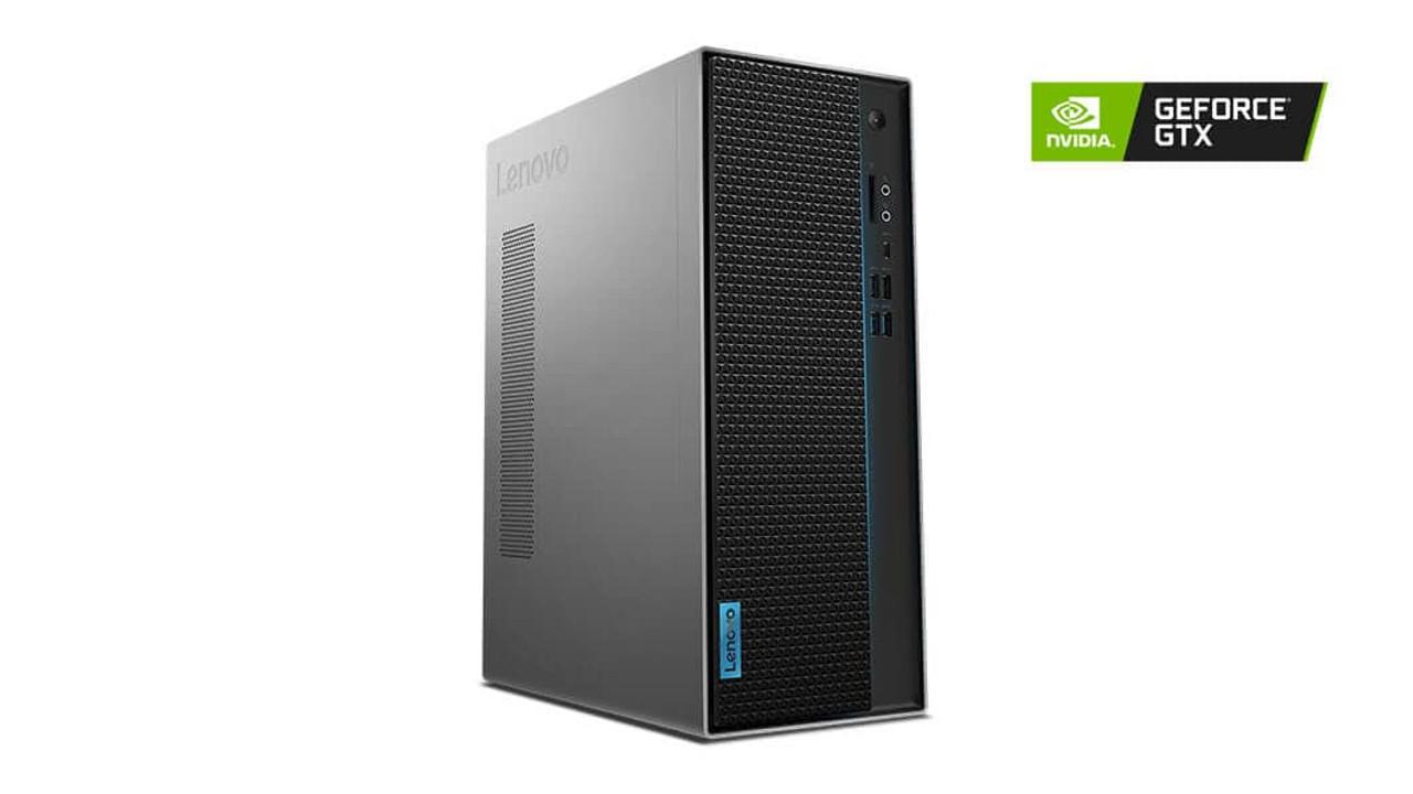 Lenovo 90L10007US-LCR IdeaCentre T540 with NVIDIA GTX 1660 Ti Desktop – Certified Refurbished
