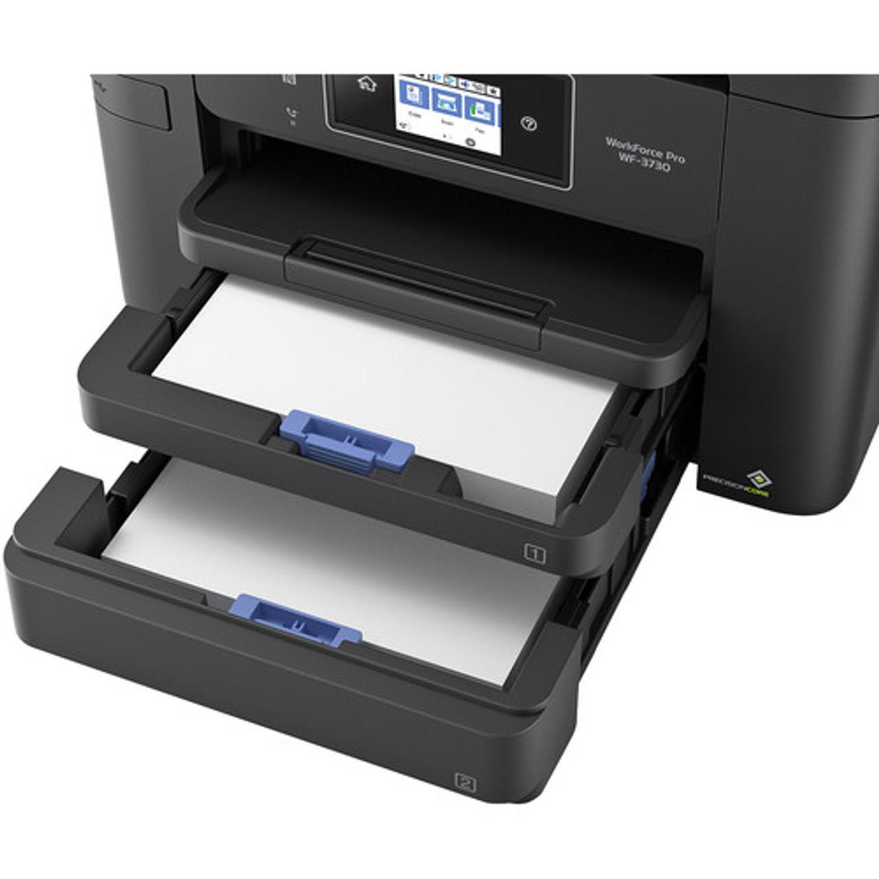 Epson C11CH04201-RB WorkForce Pro WF-3730 All-in-One Inkjet Printer – Certified Refurbished