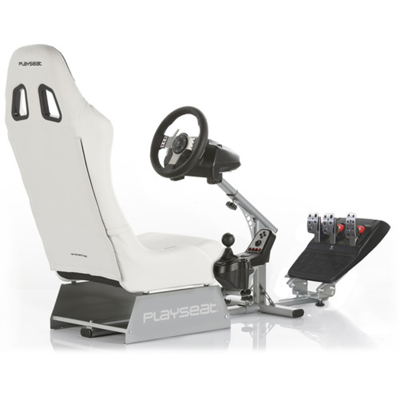 Playseat REM.00006 Evolution Gaming Chair, White