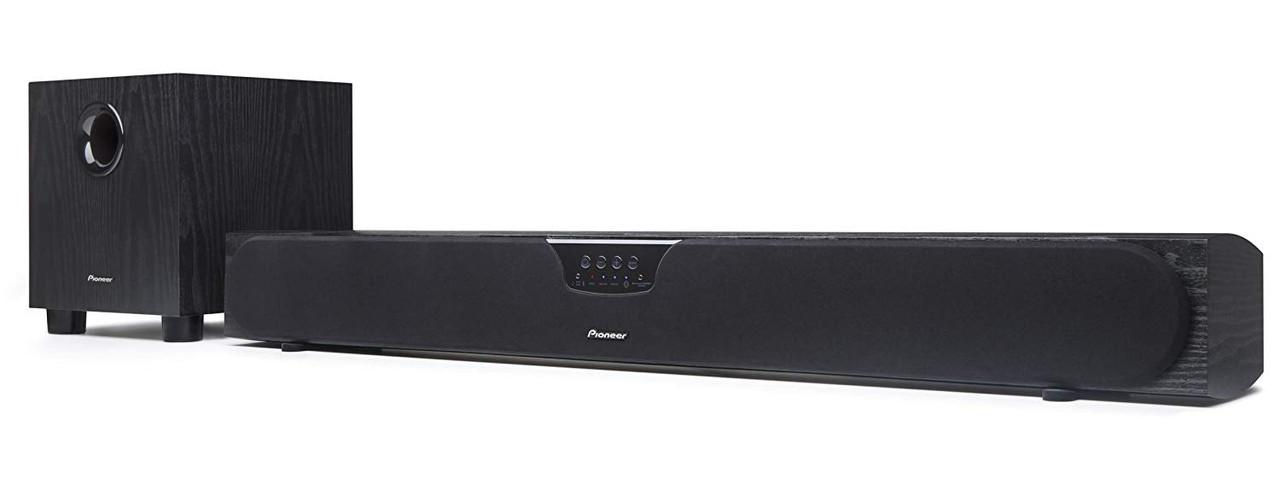 Pioneer SP-SB23W-OB 218W 2.1-Channel Soundbar System - New Open Box