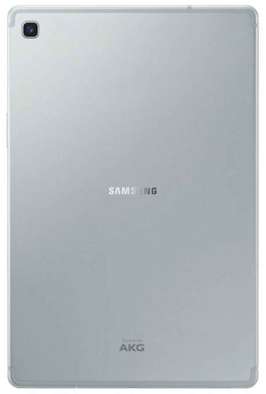 """SamsungSM-T720NZSLXAR-RB 10.5"""" Galaxy Tab S5e 128GB WiFi Android Tablet, Silver - Certified Refurbished"""