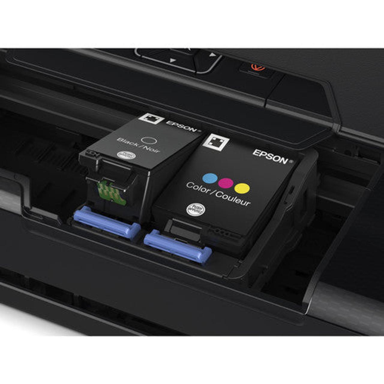 Epson C11CH25201-RB WorkForce WF-110 Wireless Mobile Inkjet Printer - Certified Refurbished
