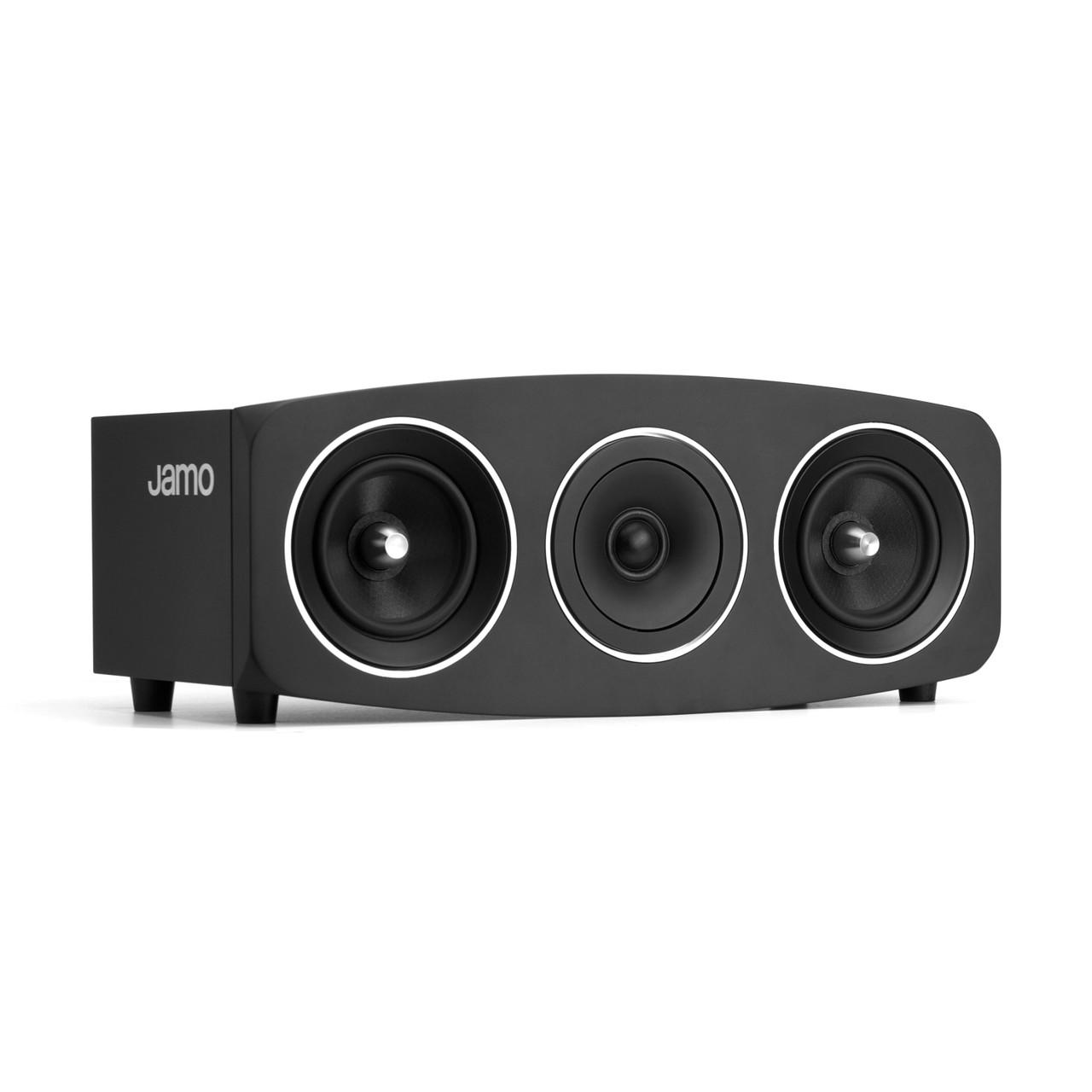 Jamo J1060869 Concert 9 Series C 9 CEN II Center Speaker, Black, Each