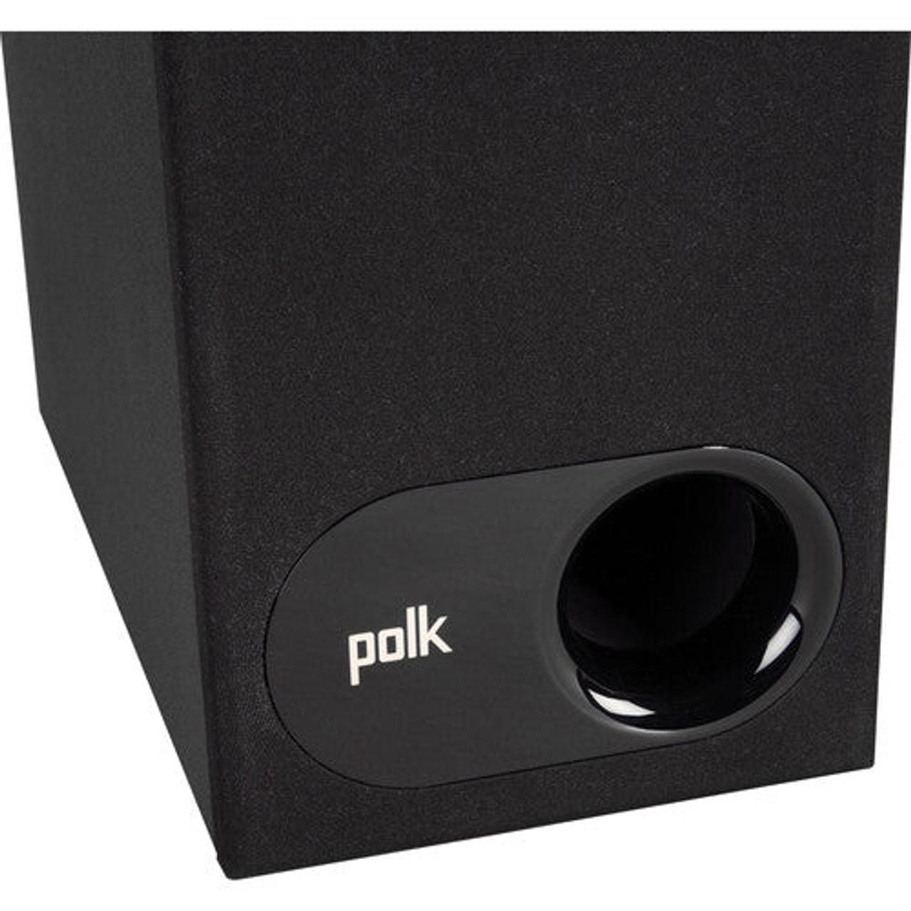 Polk Audio PAM6214-A Signa S2 2.1Ch Ultra-Slim TV Soundbar System