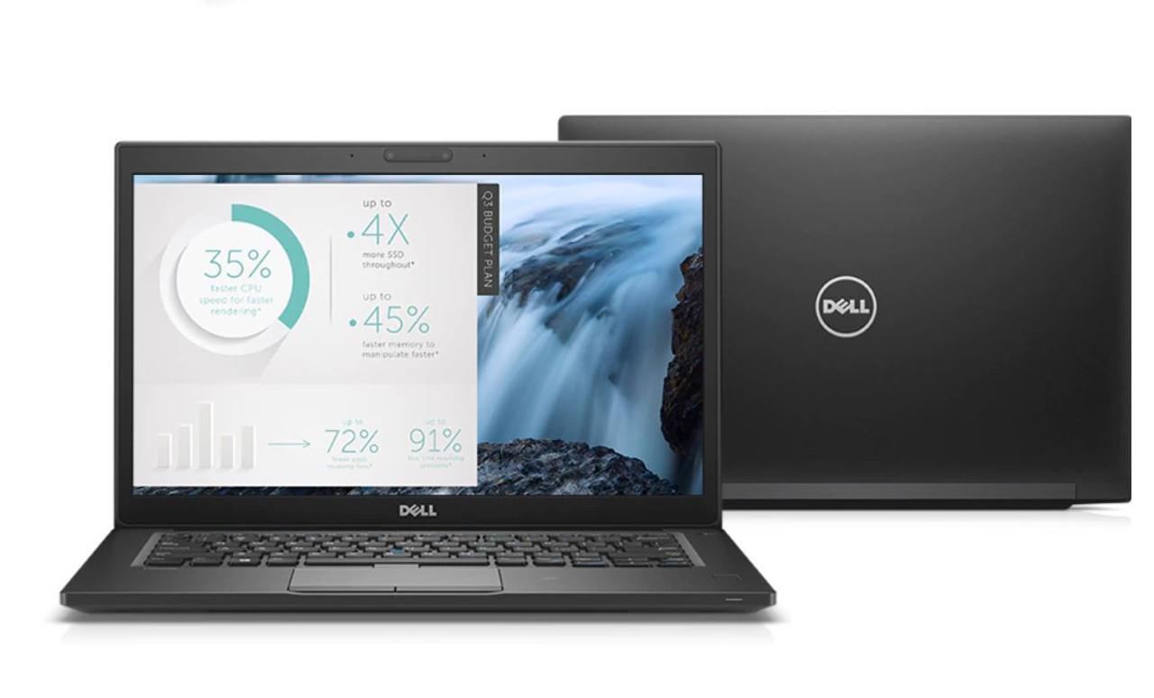"Dell LAT7480-i7-16-512 Latitude 7480 14"" 16GB 512GB Laptop Certified Refurbished"