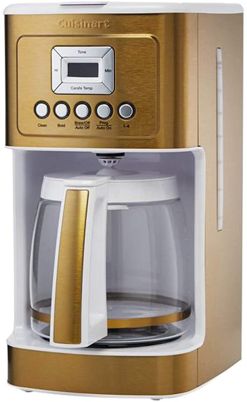 Cuisinart Gold Medal DCC-3200WG 14 Cup Coffeemaker with Glass Carafe