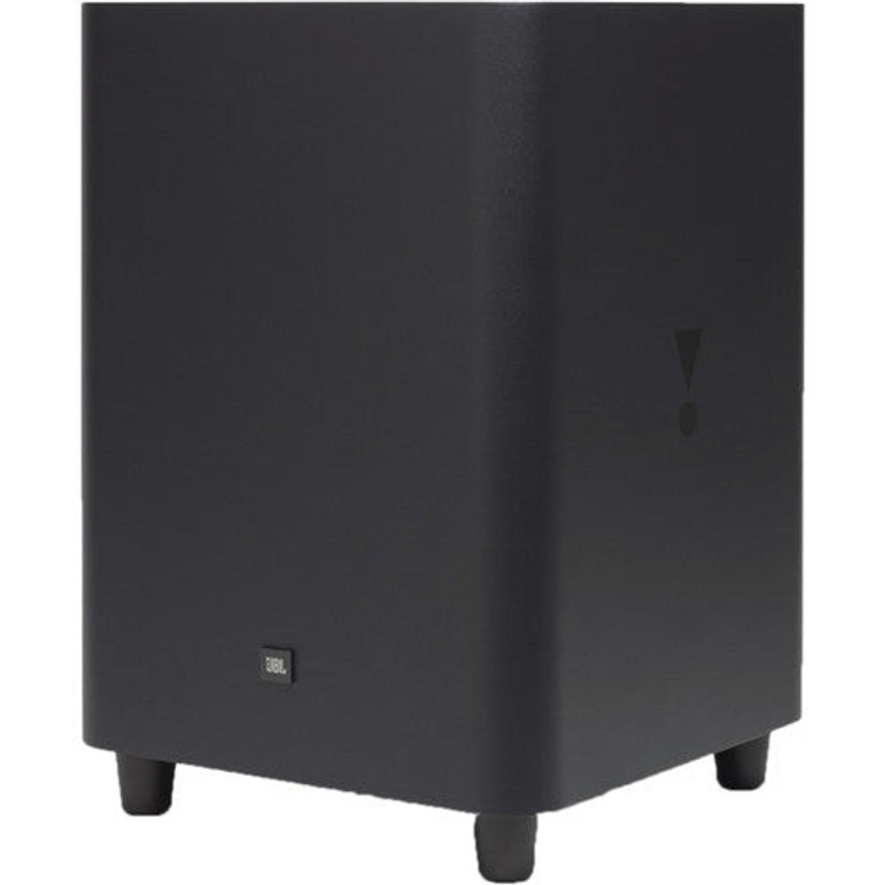"""JBL JBLSW10BLKAM-Z 10"""" 150W Wireless Powered Subwoofer - Certified Refurbished"""
