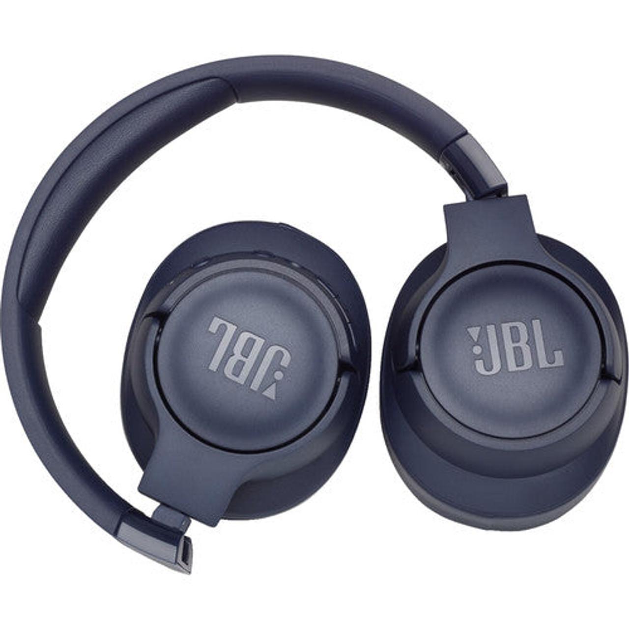 JBL JBLT750BTNCBLUAM-Z TUNE 750BTNC ANC Headphones Blue - Certified Refurbished
