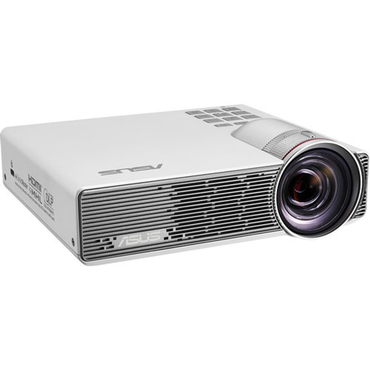 ASUS A90LJ0070-B00140-R P3B WXGA DLP Portable Projector - Certified Refurbished