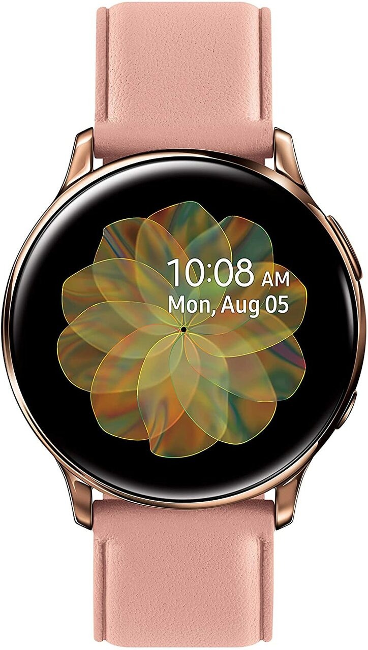 Samsung SM-R835USDAXAR-RB Galaxy Watch Active2 40mm 4G LTE Gold Certified Refurbished