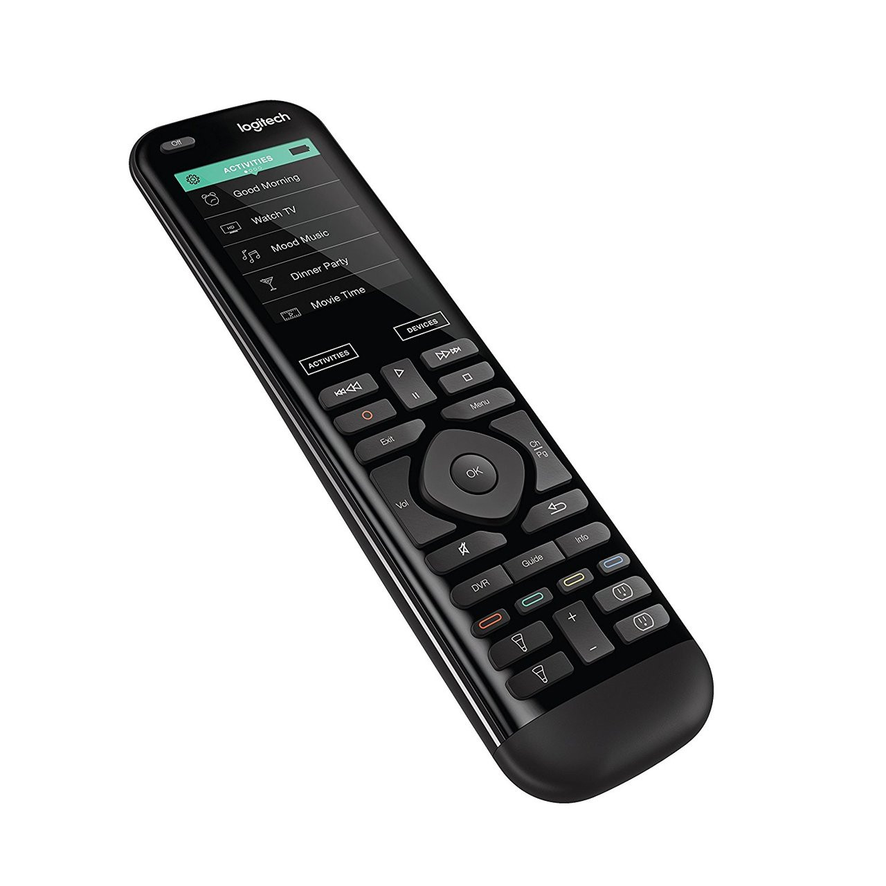LOGITECH Harmony Elite Remote Control- 915-000256-R- Refurbished