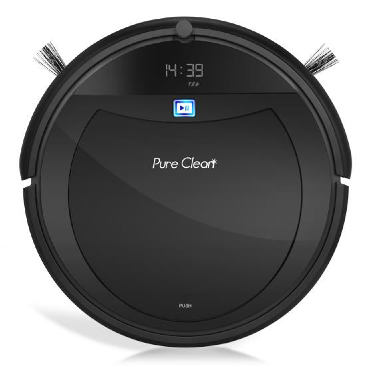 Pure Clean Pucrc99 Automatic Programmable Robot Vacuum