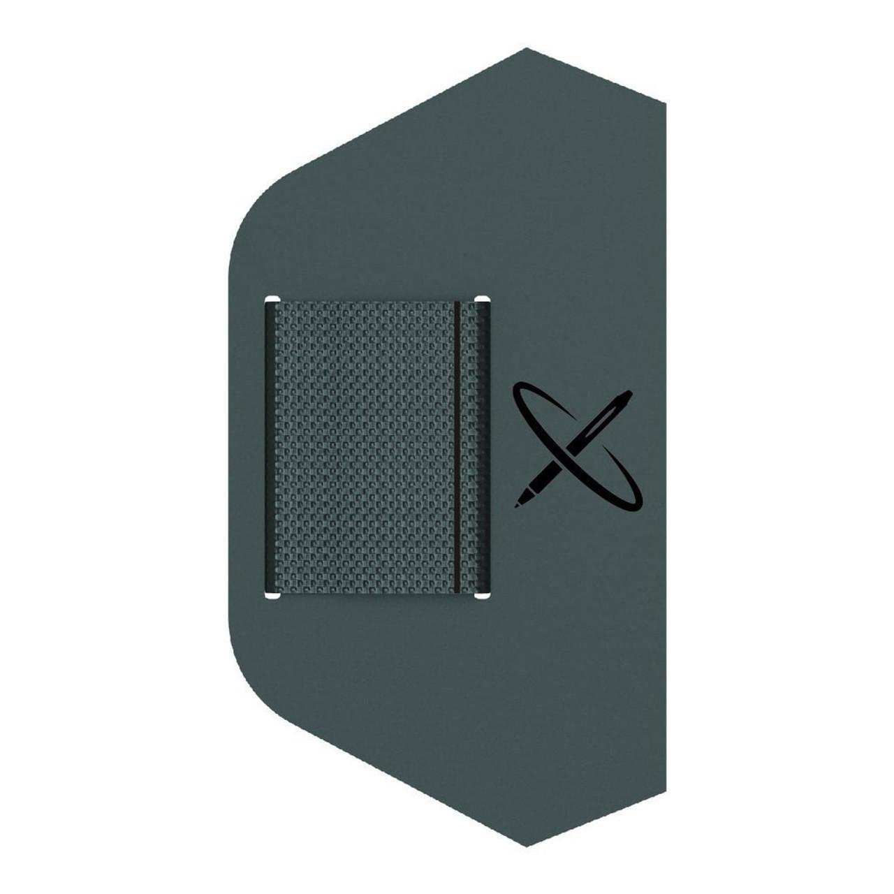 Rocketbook EverLast Reusable Wirebound Notebook- Executive size - Smart Erasable,  with PenStation