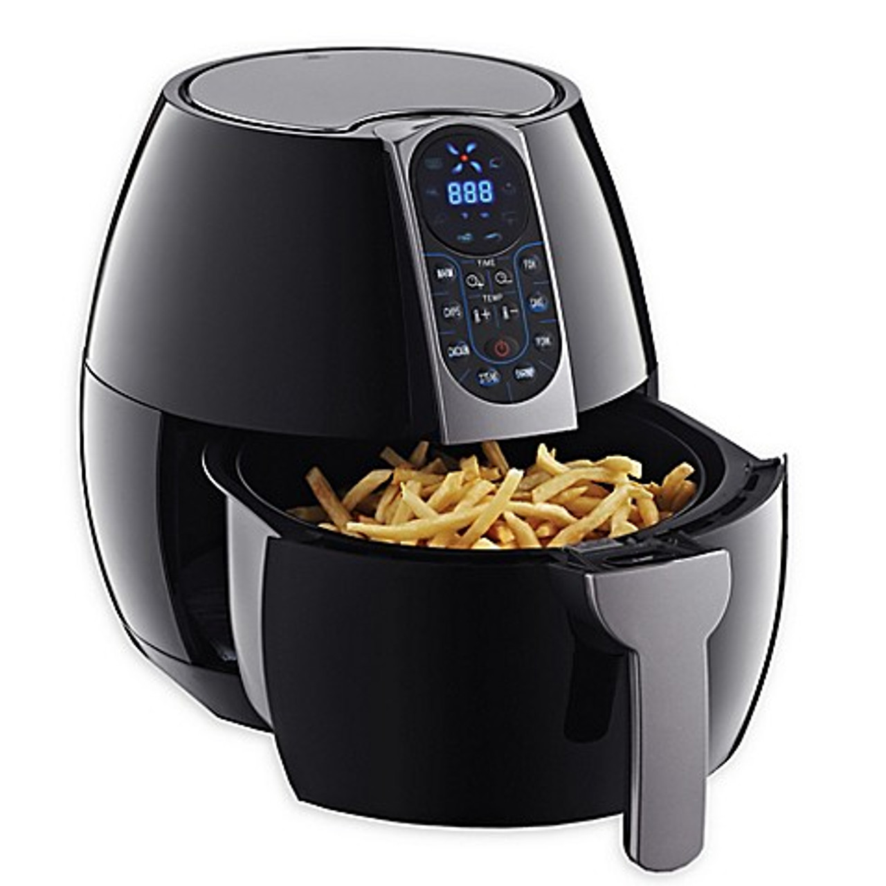 Gowise Air Fryer - 3.7 Qt - Choose either (Black, Red, or White)