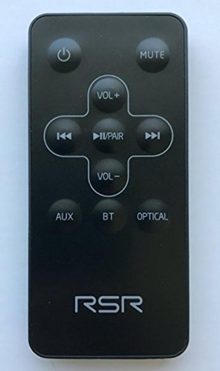 Richsound Research TB220L32-inch 2.0 Channel Soundbar with Bluetooth