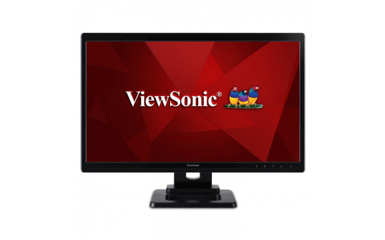 "ViewSonic TD2420-R 24"" Full HD 1080p Multi-Touch Screen LED Monitor - C Grade Refurbished"