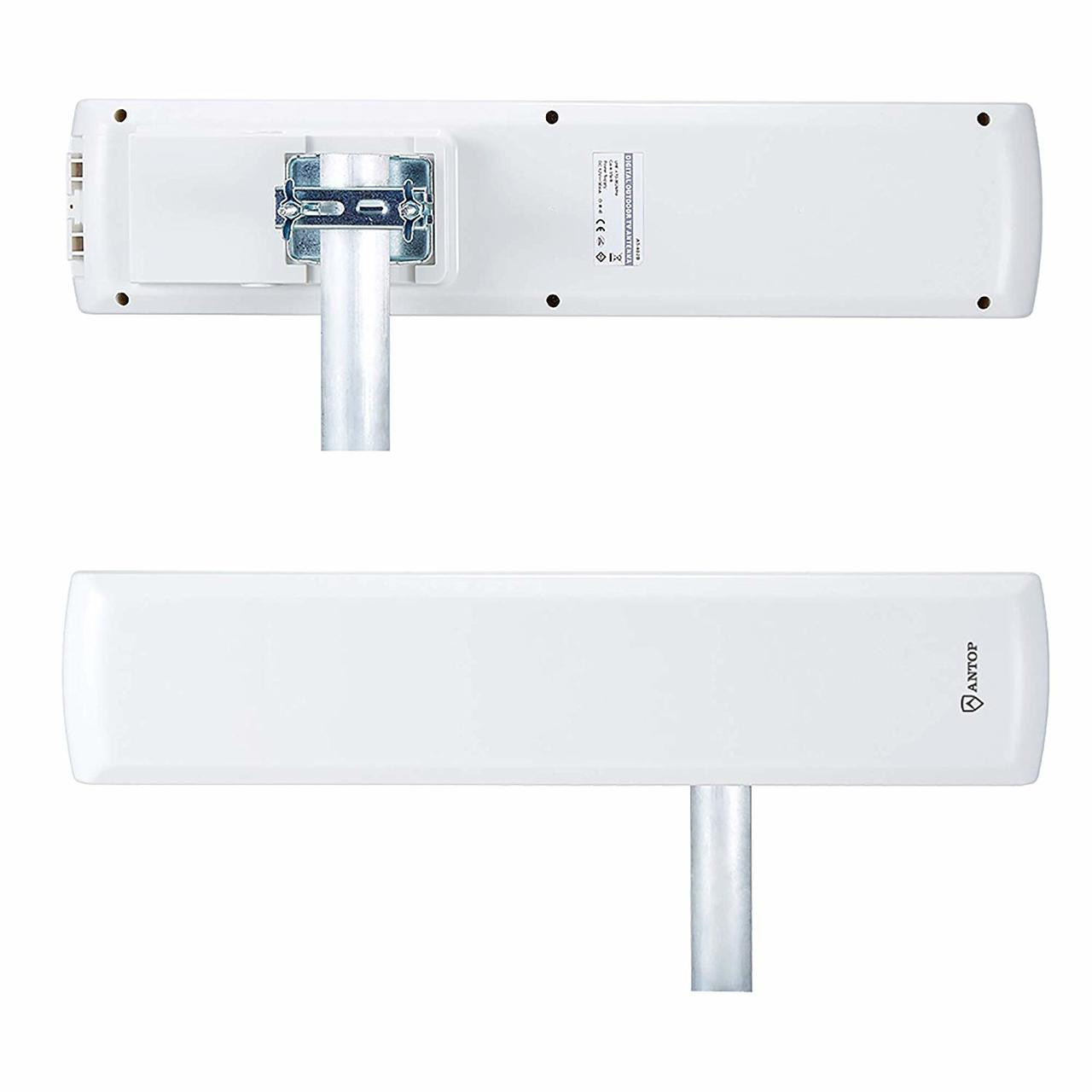"ANTOP ""Big Boy"" AT-402B Outdoor HDTV Antenna Smartpass Amplified"