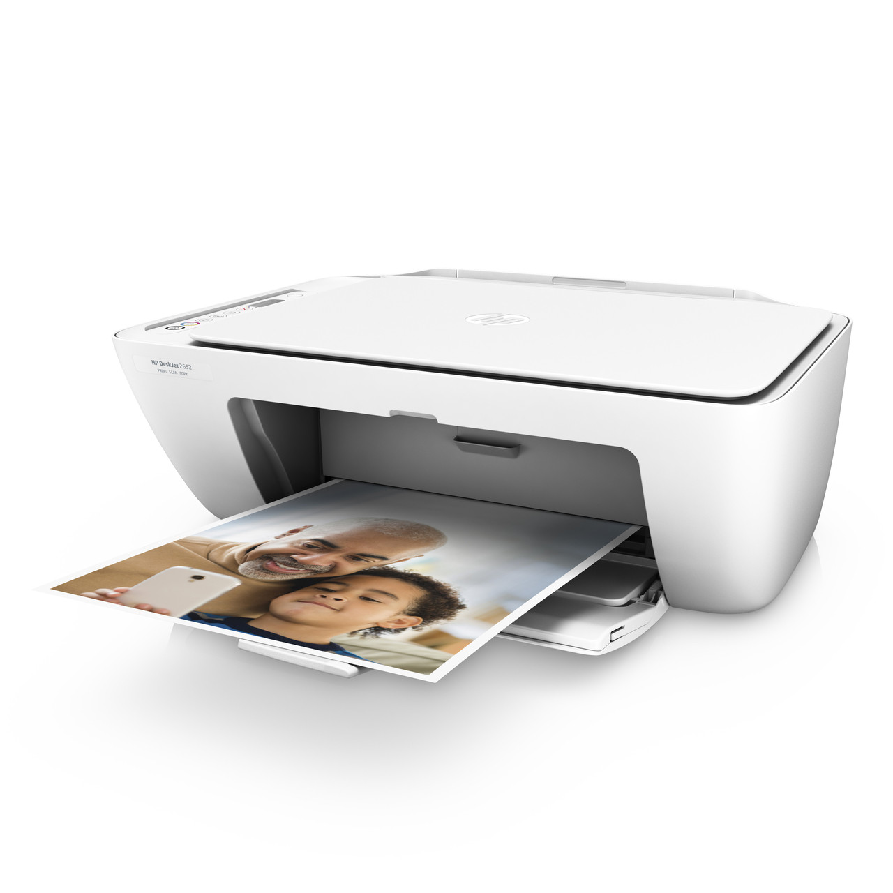 HP DeskJet 2652 Wireless All-in-One Printer (HP2652)