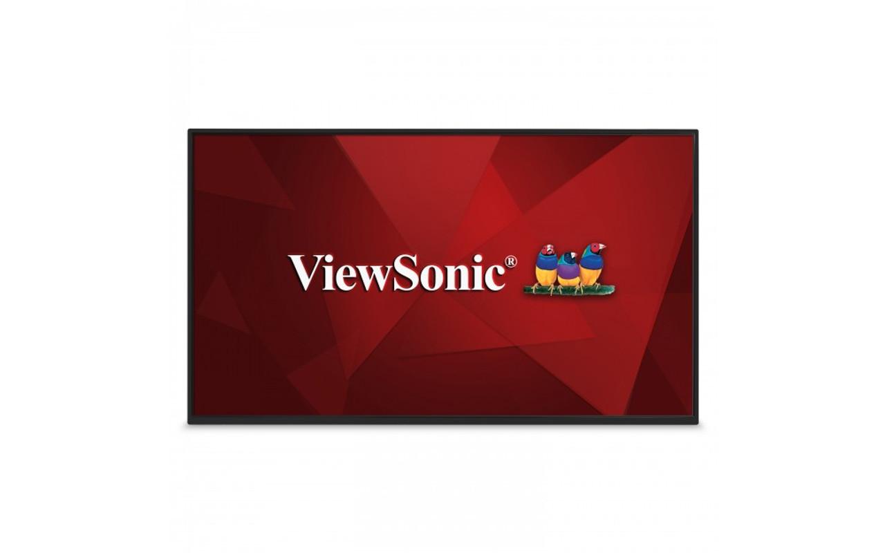 """ViewSonic CDM4300R-R 43"""" 1080p LED Commercial Display - C Grade Refurbished"""