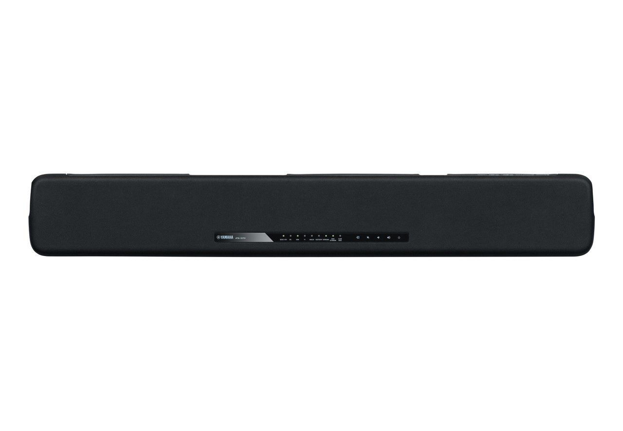 Yamaha ATS-1070R Sound Bar with Dual Built-in Subwoofers and Bluetooth - Certified Refurbished