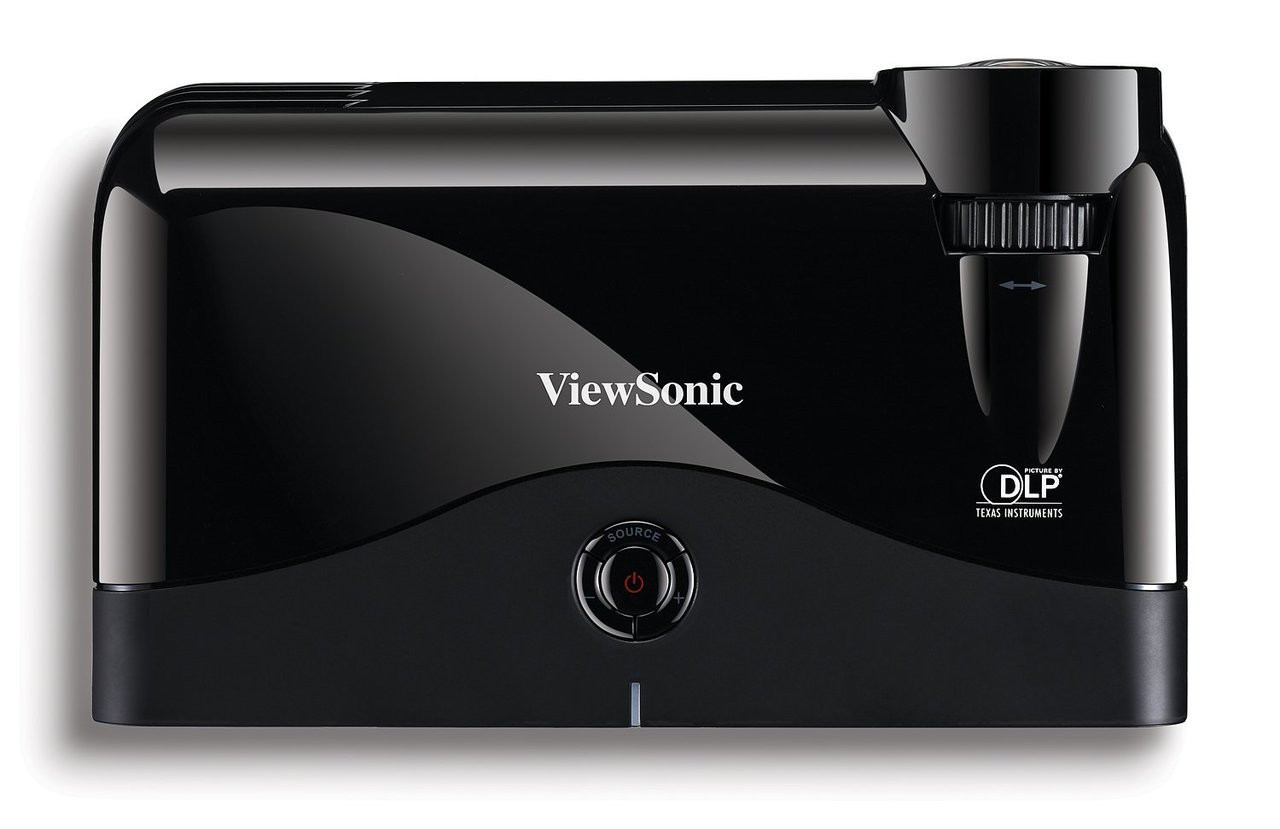 ViewSonic PJD2121-S 400 Lumens Ultra Portable PICO DLP Projector - Certified Refurbished