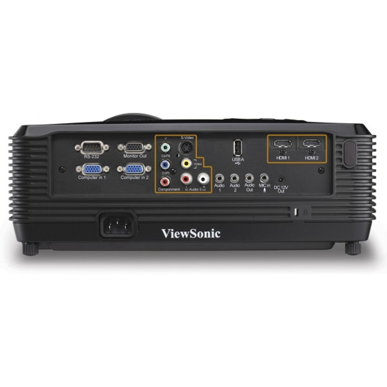 ViewSonic PRO8200-S 1080P Home Cinema DLP Projector - Certified Refurbished