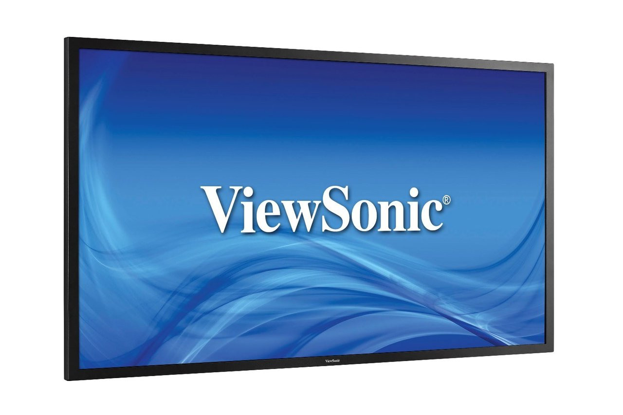 "ViewSonic CDE4600-L-R 46"" Commercial LED Display - C Grade Refurbished"