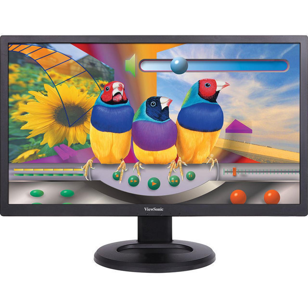 """ViewSonic VG2847SMH-S 28"""" 1080p Ergonomic Monitor - Refurbished"""
