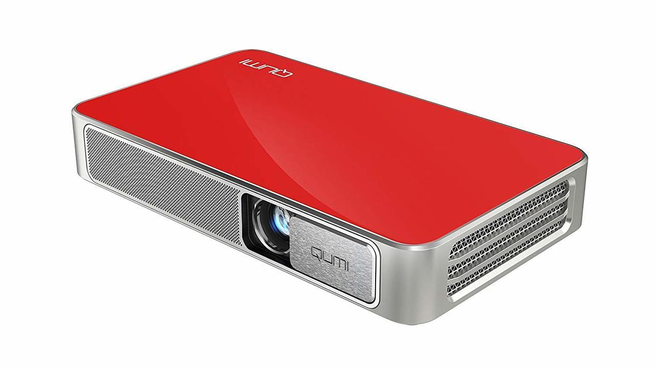 Vivitek Q3-PLUS-RD-R Qumi Q3 Plus HD DLP Compact Projector- Certified Refurbished