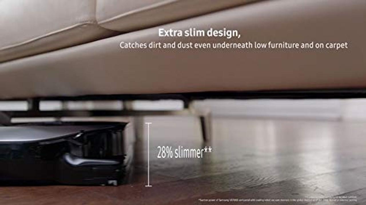 Samsung VR1AM7040WG-R POWERbot R7040 Robot Vacuum- Certified Refurbished