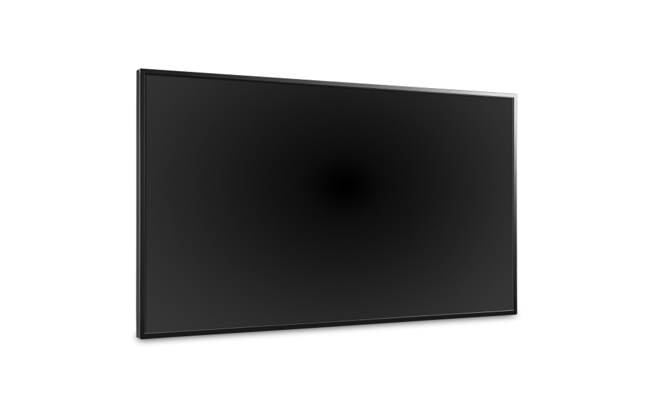 """ViewSonic CDE4803-H-R 48"""" Full HD LED-Backlit Commercial Display with One-Wire HDBaseT Input - C Grade Refurbished"""