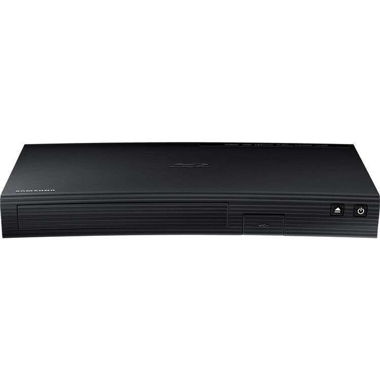Samsung BD-J5100/ZAR 1080P Curved Blu-Ray Disc Player - Certified Refurbished