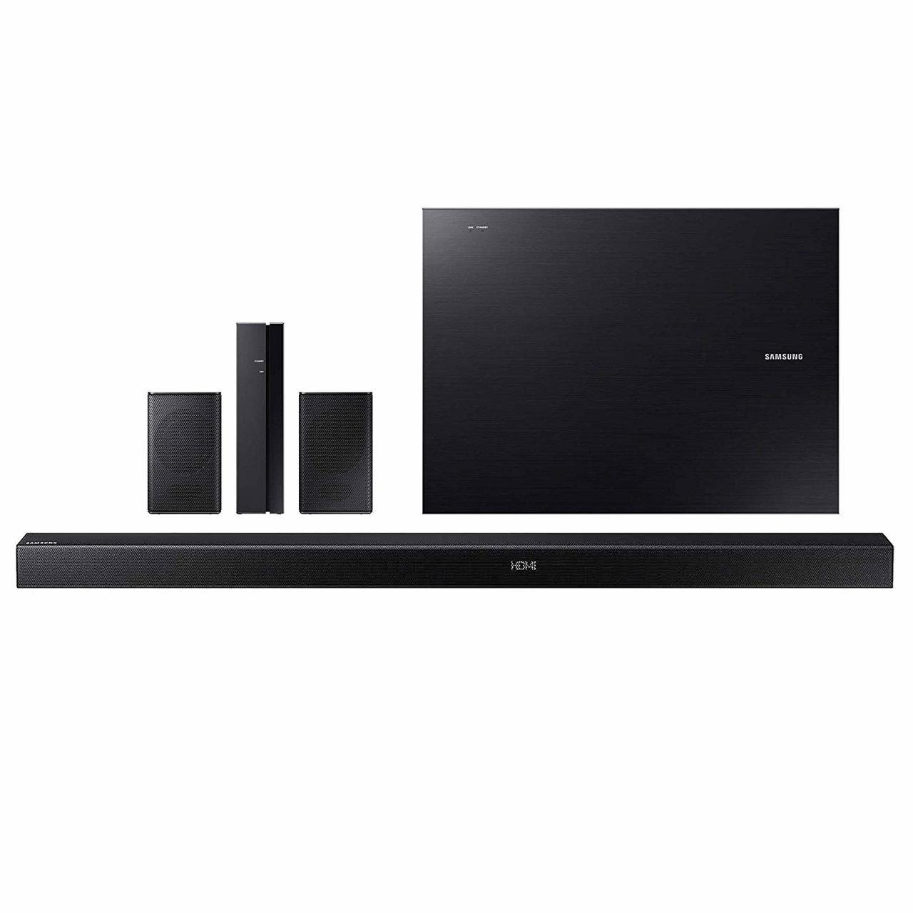 Samsung HW-KM57C/ZAR 3.1 340W Channel Soundbar with Wireless Subwoofer- Certified Refurbished
