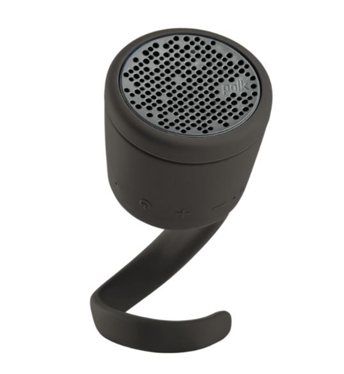 Polk Audio Boom Swimmer DUO Bluetooth & Waterproof Speaker - Black - Refurbished - (BSMNBK-A)