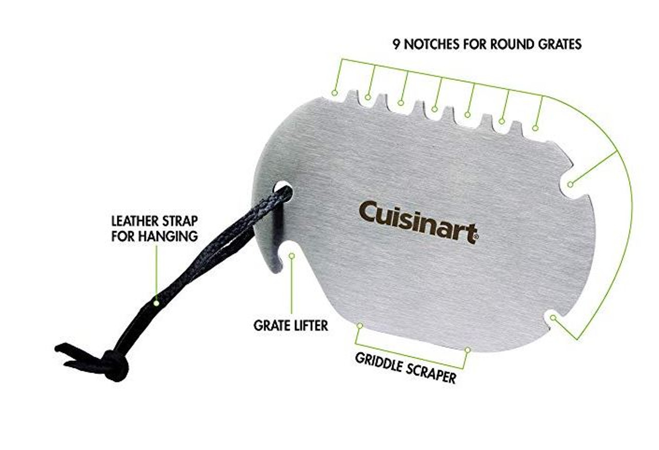 Cuisinart CCB-581 Saw Tooth Grill Scraper