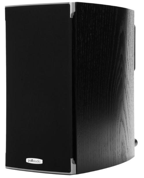 Polk Audio RTi A3 2-Way Bookshelf Speakers - Black - Refurbished - (ZM3375-A)