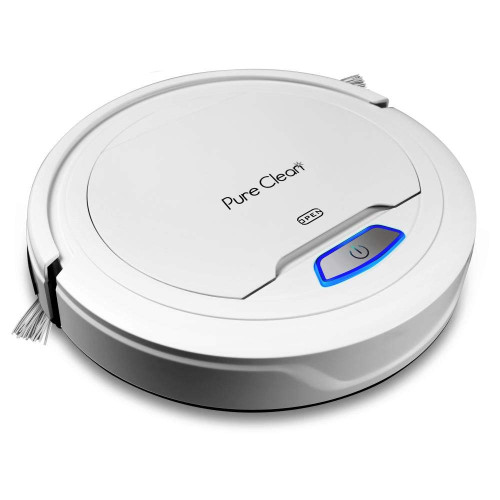 Pure Clean PUCRC25 Smart Vacuum Cleaner - Automatic Robot Cleaning Vacuum