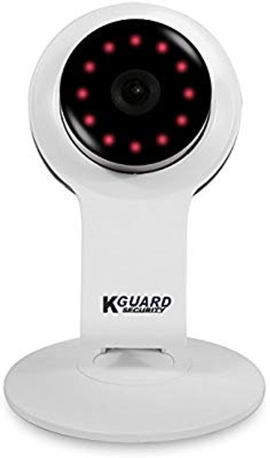 KGuard Security QRT-502 Motion Technology HD Wireless Wi-Fi IP Camera - Refurbished