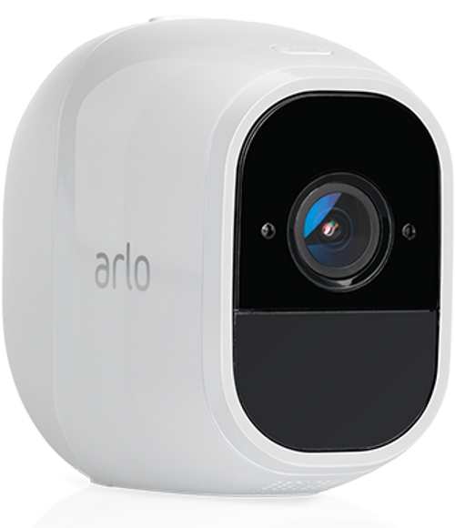 Arlo Pro 2 VMC4030P-100NAR Single Add-on HD 1080p Camera Rechargeable- Certified Refurbished